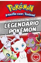 Libro Pokemon . Guia Oficial Del Mitico Y Legendario Pokemon