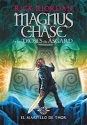 Papel Martillo De Thor-Magnus Chase Y Los Dioses De Asgard Libro 2