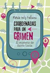Libro Coordenadas Para Un Crimen 2