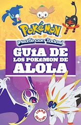 Libro Guia De Los Pokemon De Alola
