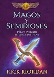 Papel Magos Y Semidioses Percy Jackson Se Une A Los Kane