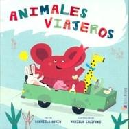 Libro Animales Viajeros