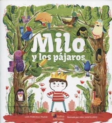 Papel Milo Y Los Pájaros