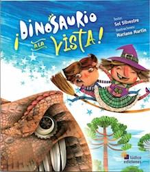 Libro Dinosaurio A La Vista