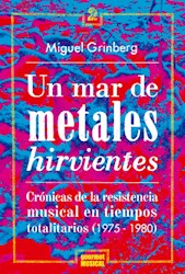 Libro Un Mar De Metale Hirvientes