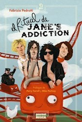 Libro El Ritual De Jane'S Addiction