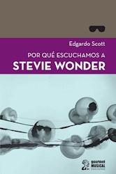 Libro Por Que Escuchamos A Stevie Wonder