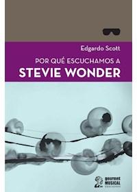 Papel Por Qué Escuchamos A Stevie Wonder