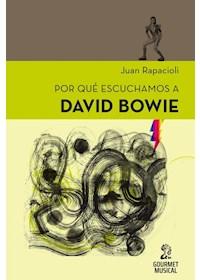 Papel Por Qué Escuchamos A David Bowie