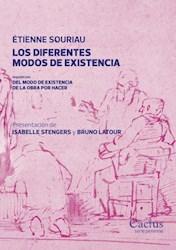 Libro Los Diferentes Modos De Existencia