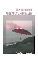 Papel FOUCAULT ANONIMATO