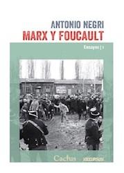 Libro Marx Y Foucault