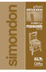 Papel SOBRE LA PSICOLOGIA 1956-1967