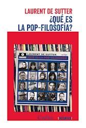Libro Que Es La Pop Filosofia ?