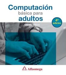 Papel Computacion Basica Para Adultos 4º Ed