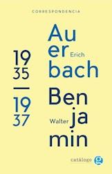 Libro Correspondencia Auerbach-Benjamin