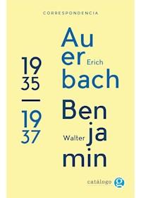 Papel Correspondencia Benjamin Auerbach 1935-1937