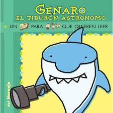 Libro Genaro El Tiburon Astronomo