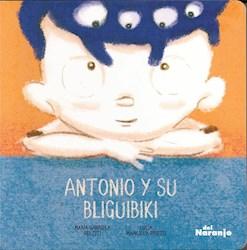 Libro Antonio Y Su Bliguibiki