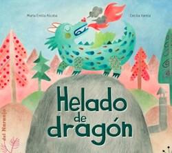 Libro Helado De Dragon