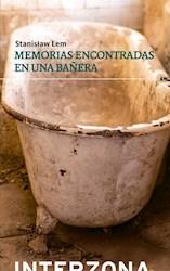 Libro Memorias Encontradas En Una Bañera