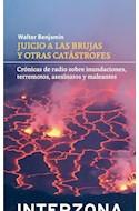 Papel JUICIO A LAS BRUJAS Y OTRAS CATASTROFES CRONICAS DE RADIO SOBRE INUNDACIONES