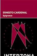 Papel EPIGRAMAS (COLECCION ZONA DE TESOROS) (BOLSILLO)