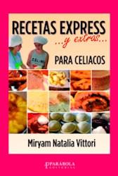Libro Recetas Express Y Extras Para Celiacos