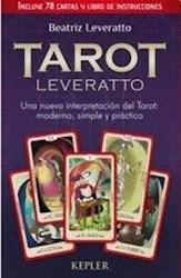 Libro Tarot Leveratto