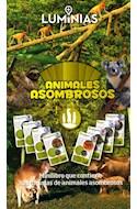 Papel ANIMALES ASOMBROSOS JUEGO ENCICLOPEDICO CONTIENE 32 LUMINAS DE ANIMALES ASOMBROSOS