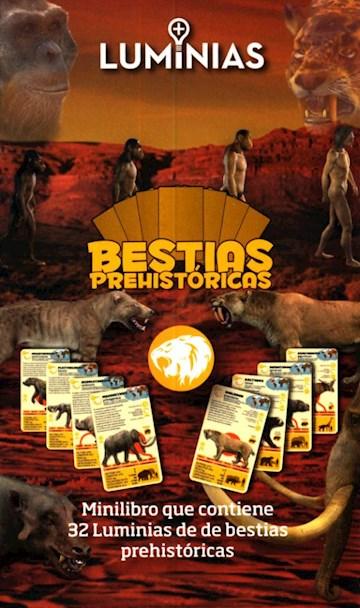 Papel Luminias - Bestias Prehistóricas