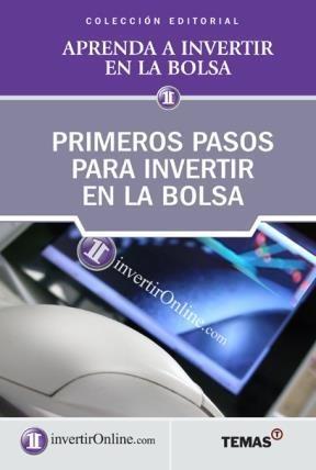 Papel Primeros Pasos Para Invertir En La Bolsa - 3Ra. Y 4Ta. Edición Actualizada