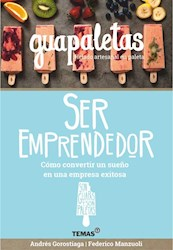 Libro Guapaletas.Ser Emprendedor