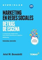 Libro Marketing En Redes Sociales .Detras De Escena