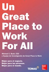 Libro Un Great Place To Work For All.
