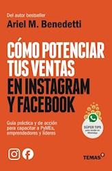 Libro Como Potenciar Tus Ventas En Instagram Y Facebook