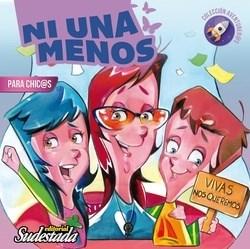 Papel Ni Una Menos - Colección Aventureros