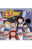 Papel ESI EDUCACION SEXUAL INTEGRAL PARA CHIC@S (COLECCION AVENTURER@S) (ILUSTRADO)