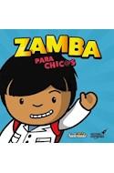 Papel ZAMBA PARA CHIC@S (COLECCION AVENTURER@S) (ILUSTRADO)