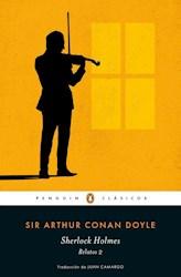 Papel Relatos 2 Sherlock Holmes