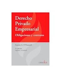 Libro Derecho Privado Empresarial