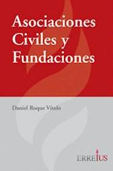 Libro Asociaciones Civiles Y Fundaciones