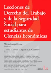 Libro Lecciones De Derecho Del Trabajo Y De Seguridad Social