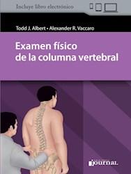 E-Book Examen Físico De La Columna Vertebral (Ebook)