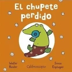 Papel EL CHUPETE PERDIDO