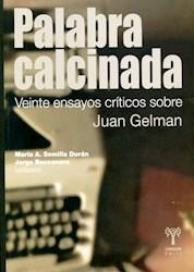 Libro Palabra Calcinada .Veinte Ensayos Criticos Sobre Juan Gelman