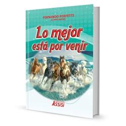 Libro Lo Mejor Esta Por Venir