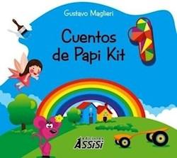 Libro Cuentos De Papi Kit 1