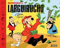Libro Las Desventuras De Larguirucho