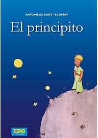 Papel El Principito - T/Dura Color (T/Azul)
